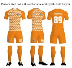 TUFOGZB1001 SOLO Custom Soccer Uniforms