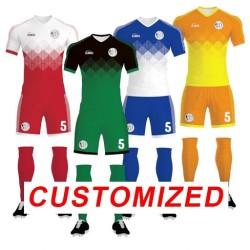 TUFOGZB1006 SOLO Custom Soccer Uniforms